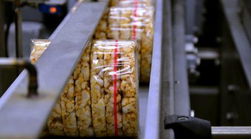 Détection du plastique dans la production alimentaire