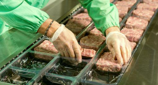 Détection de contaminants rayons X pour la viande