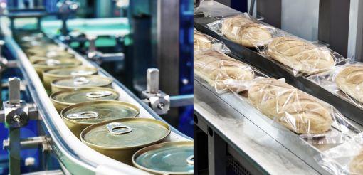 Solutions d'inspection par rayons x pour l'industrie alimentaire